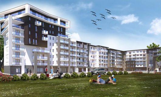 Apartamenty Kieleckie – Zielony Bulwar (etap 3)