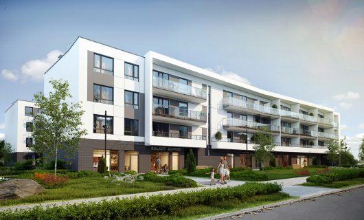 Klonowa Apartamenty (Energia-Ciepło)