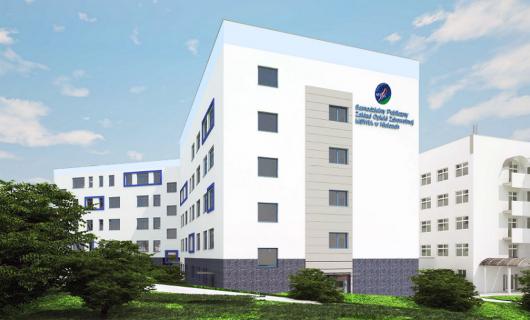 Rozbudowa szpitala MSWiA w Kielcach