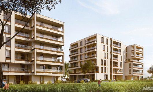 Parkowe Wzgórze Bocianek (HSD Inwestycje&Becher)