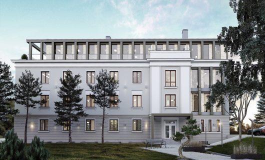 Biurowiec ul. Zagnańska 95 (JT Investment Group)