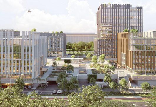 Zagnańska 119 – centrum biurowo-usługowe (Grupa MAC)