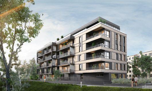 Nad Doliną – ul. Przelot (Apartamenty Kieleckie)