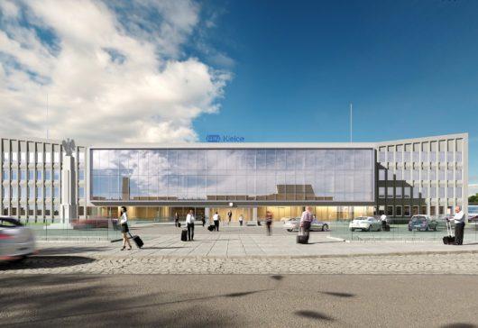 Przebudowa Dworca PKP Kielce Główne